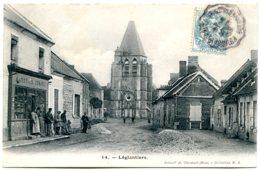 60420 LEGLANTIERS - MB N° 14 Tirage Breger - épicerie Gantelet Debove, Travaux De Voirie - France