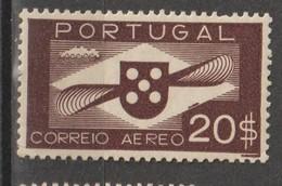 PORTUGAL  CE AFINSA CORREIO AEREO 9 - NOVO - Neufs