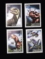 Micronesia 2001 Dinosaurs, Prehistoric Animals - Micronesia