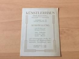 GÖ1939 Deutsches Reich 1901 Künstlerhaus Berlin - Allemagne