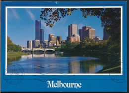 °°° 17164 - AUSTRALIA - MELBOURNE - VIEW OF THE CITY - 1991 °°° - Melbourne