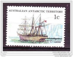 AAT, Bateau, Boat, Polaire, Polar, Banquise - Territoire Antarctique Australien (AAT)