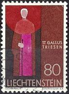 Liechtenstein 1968 - Mi 492 - YT 441 ( St Gall ) - Usati
