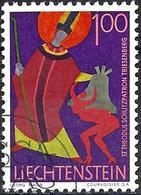 Liechtenstein 1968 - Mi 493 - YT 442 ( St Theodul ) - Usati