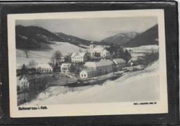 AK 0407  Schwarzau Im Gebirge - Verlag Gaulhofer Um 1941 - Neunkirchen