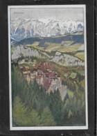 AK 0407  Semmering - Künstlerkarte Um 1922 - Semmering