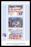 BRAZIL 1999 S/S Mint MNH // Heritage - Philex France 99 - Blokken & Velletjes