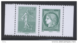 N° 4909 & 4908 Semeuse Et Ceres  Valeur Faciale 2x0,61 € - Unused Stamps