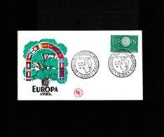 1266 Clichy Exposition Européenne Maximaphile  Europa 25-26-Mars-1961  939 - Postmark Collection (Covers)