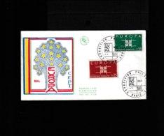 1266 1267  Exposition Philatélique Europa  14-9-1963  934 - Postmark Collection (Covers)