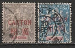 Canton N° 7, 8 - Canton (1901-1922)