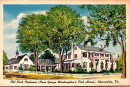 Virginia Alexandria Old Club Teahouse - Alexandria