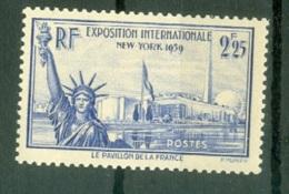 France  426   * *  TB - Frankreich