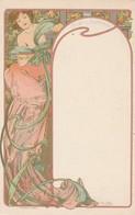CARTE POSTALE  Illustrateur A.MUCHA  Publicité Pour Moët Et Chandon - Mucha, Alphonse