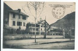 Moutiers,tarentaise,école Superieure Professionnelle - Moutiers