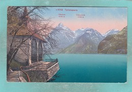 Small Old Post Card Of Tellskapelle,Sisikon,Lake Lucerne,Switzerland,Y82. - UR Uri