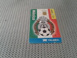Mexico -  Nice Chipphonecard - Mexique