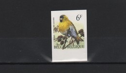 BUZIN / TIMBRE NON DENTELE / NUMERO  359  AU VERSO / COB 2665 / TARIN DES AULNES - 1985-.. Vögel (Buzin)