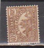 MADAGASCAR             N°  YVERT   TAXE   13          NEUF SANS CHARNIERE      ( Nsch 02/19 ) - Madagascar (1889-1960)