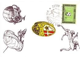 ESPERIA MOSTRA FILATELICA 1971 COMO  (GENN200629) - Esposizioni Filateliche