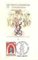 ARGENTINA 1963 CONGRESS SUDAMERICANO OF SURGERY  (GENN200634) - Medicina