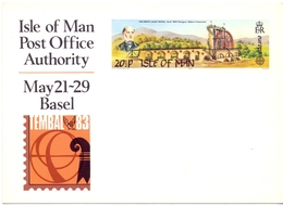 ISLE OF MAN POST OFFICE AUTHORITY 1983  (GENN200638) - Isola Di Man
