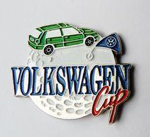 Pin's Voiture Volkswagen Cup Tennis  - 48R - Volkswagen