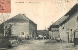 RARE CHAMOLE PAR POLIGNY MAISON COMMUNE CLICHE LEMOINE - Frankreich