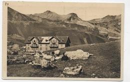 COL DU LAUTARET - N° 64 - CHALET DE L' HOTEL DES GLACIERS - MASSIF DU PETIT GALIBIER BLANC - CPA NON VOYAGEE - France