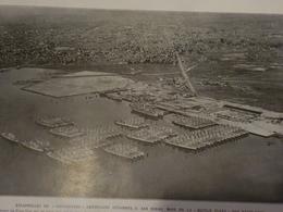 ANCIENNE PHOTO  ESCADRILLES DE DESTROYER 1927 - Transports