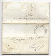 REPUBBLICA ROMANA - ESPRESSO DA MACERATA FELTRIA A PIETRARUBBIA - 28.2.2849. - ...-1850 Voorfilatelie