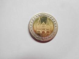 Piéce 2 Euros Commémoratif 2006 , Allemagne , Cote : 10 Euros , Bon état - Germany