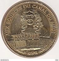 MONNAIE DE PARIS 31 REVEL - Aux Sources Du Canal Du Midi - 2013 - Monnaie De Paris