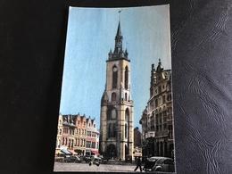 2 - TOURNAI Le Beffroi - 1958 Timbrée - Tournai