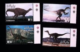 Maldives  1999   Dinosaurs - Maldives (1965-...)