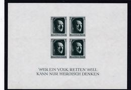 Deutsches Reich, Block 8** (K  5888c) - Deutschland