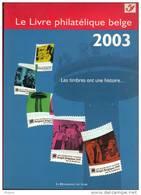 BELGIQUE AGENDA DE LA POSTE 2003 . (JE34) - Non Classés