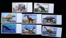 Maldives  1999   Dinosaurs , Prehistoric Animals - Maldives (1965-...)