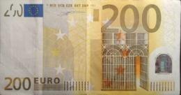 200 EURO BELGICA(Z), T001, DUISEMBERG - EURO