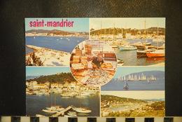 CP , 83, SAINT MANDRIER Multi Vues - Saint-Mandrier-sur-Mer