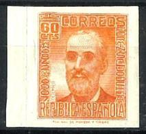 España Nº 740s Charnela. Cat.26,50€ - 1931-50 Unused Stamps