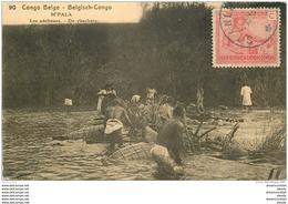 CONGO BELGE. M'Pala. Les Pêcheurs 1925 - Congo Belge - Autres