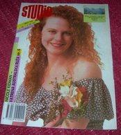 Nicole Kidman STUDIO Yugoslavian August 1991 VERY RARE - Books, Magazines, Comics