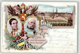53142918 - Erinnerung 50 Jaehriges Regierungsjubilaeum 1898 - Vide