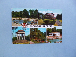 ESCH SUR ALZETTE  -  Multuvues     -    LUXEMBOURG - Esch-Alzette