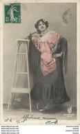 WW Superbe Et Rare Lot 10 Cpa FANTAISIES Dont Femmes, Enfants, Bonne Année, 1er Avril, Animaux, Fleurs, Fête, Fialdro - 5 - 99 Postcards