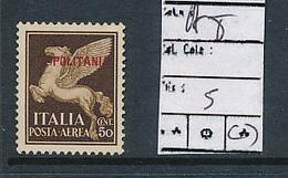 TRIPOLITANIA SASSONE A8 LH - Tripolitaine