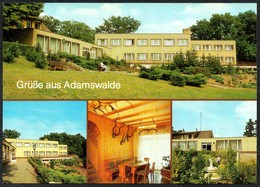 D2867 - TOP Großzerlang Adamswalde Erholungsheim VEB Baukombinat Leipzig - Bild Und Heimat Reichenbach - Neuruppin