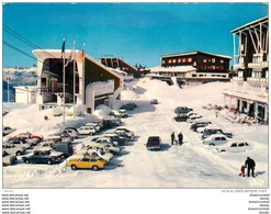Photo Cpsm Cpm 38 CHAMROUSSE. Centre De La Station 1971 - Chamrousse