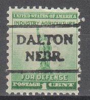 USA Precancel Vorausentwertung Preo, Locals Nebraska, Dalton 716 - Vereinigte Staaten